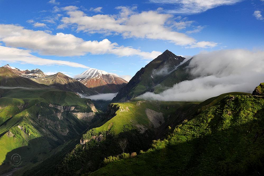 Georgien Kaukasus Tour 2012